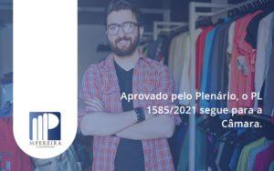 Aprovado Pleno Plenario O Pl 15852021 Segue Para A Camara M Pereira - M.PEREIRA Contabilidade
